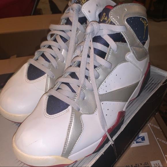 Jordan Shoes Air Jordan 7 Retro Olympic 204 Poshmark